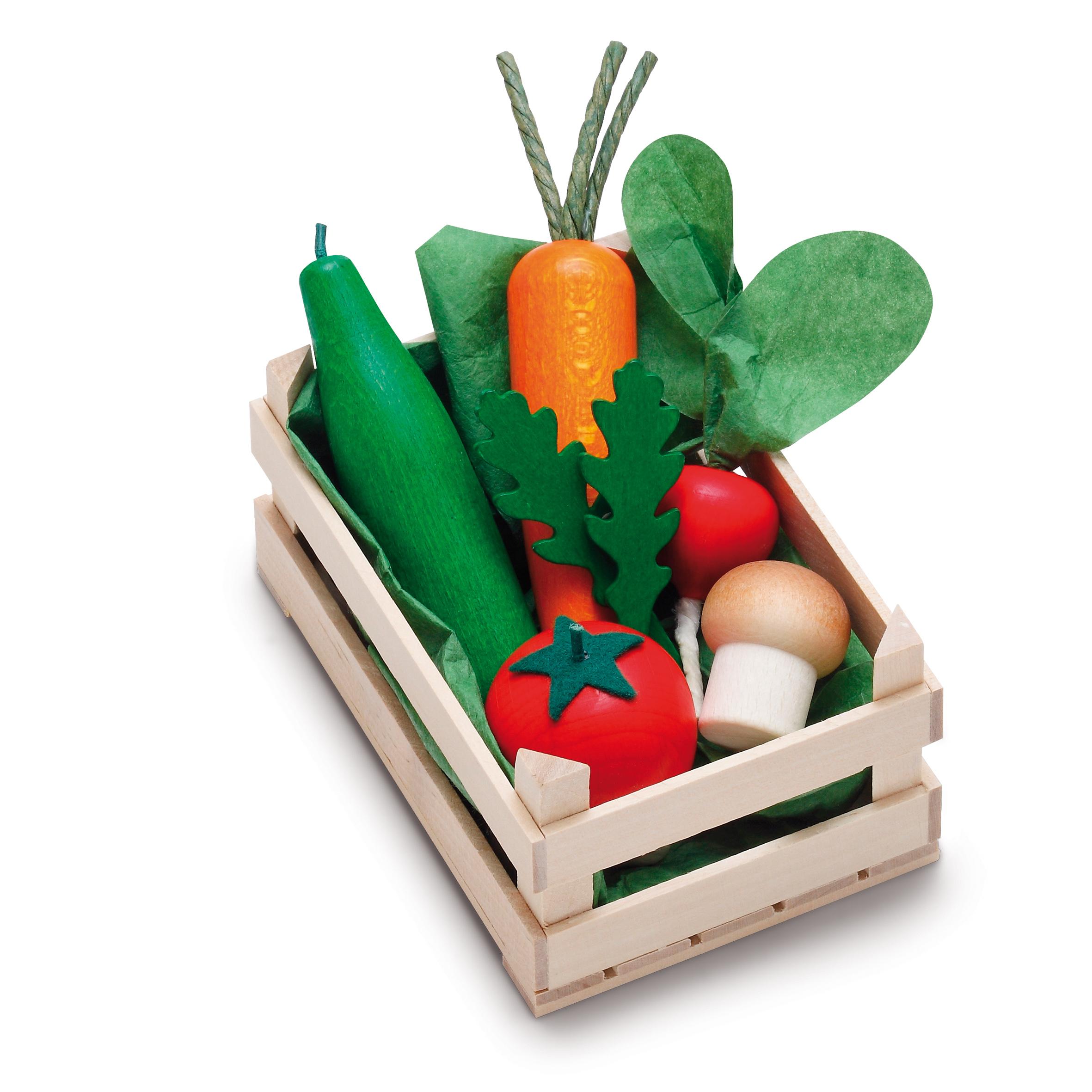 Sortierung Gemüse, klein
