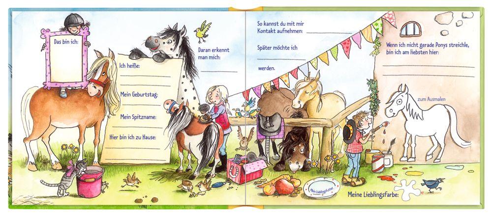 Alle meine Kindergartenfreunde - Freundebuch