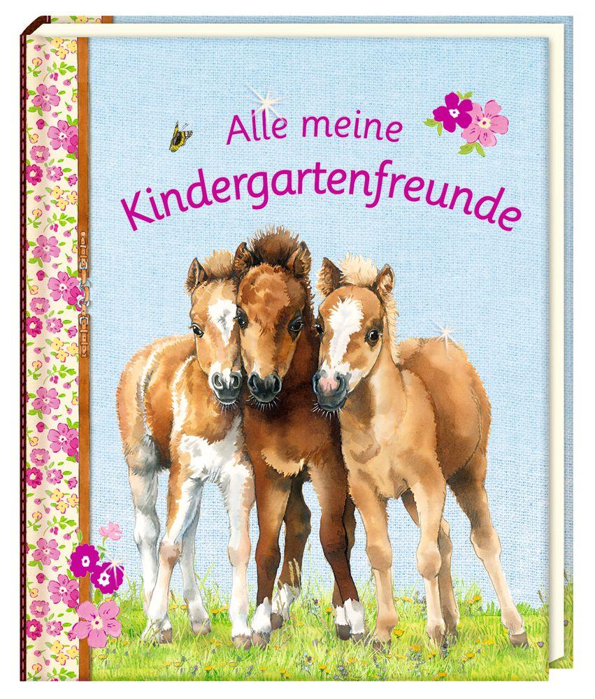 Alle meine Kindergartenfreunde - Pferdefreunde