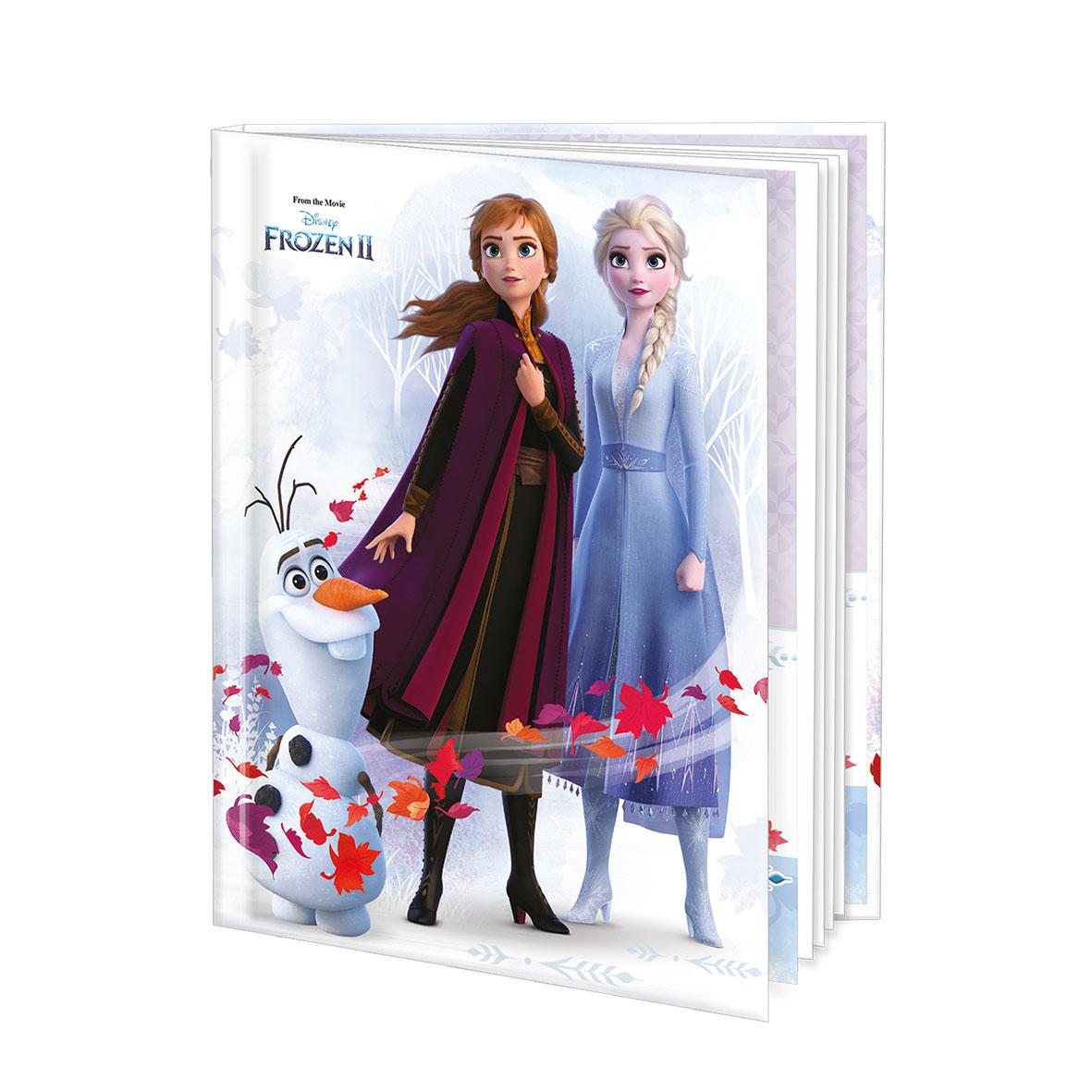 """kleines Notizbuch """"Frozen II"""""""