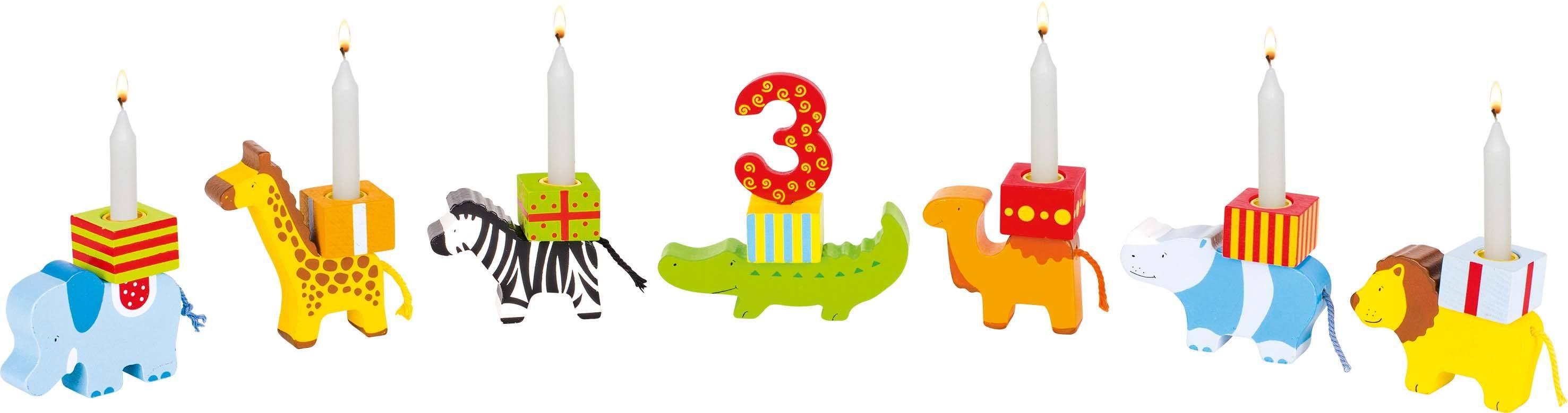 Geburtstagstierparade