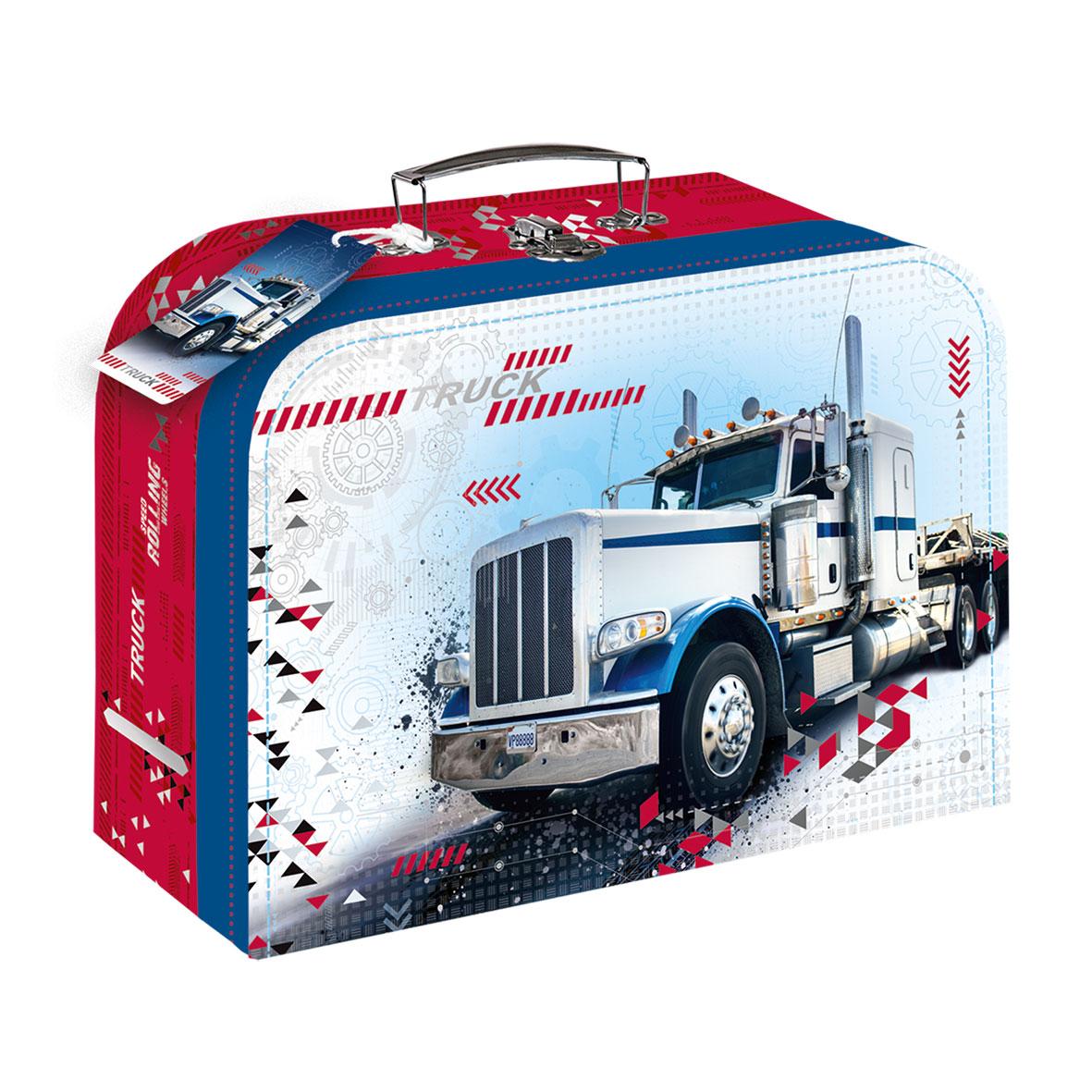 Spielekoffer - Truck
