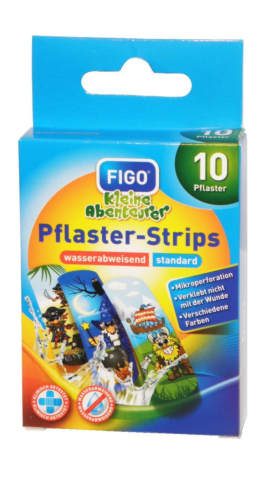 """FIGO Pflaster-Strips - Kinderpflaster """"Kleine Abenteurer"""""""