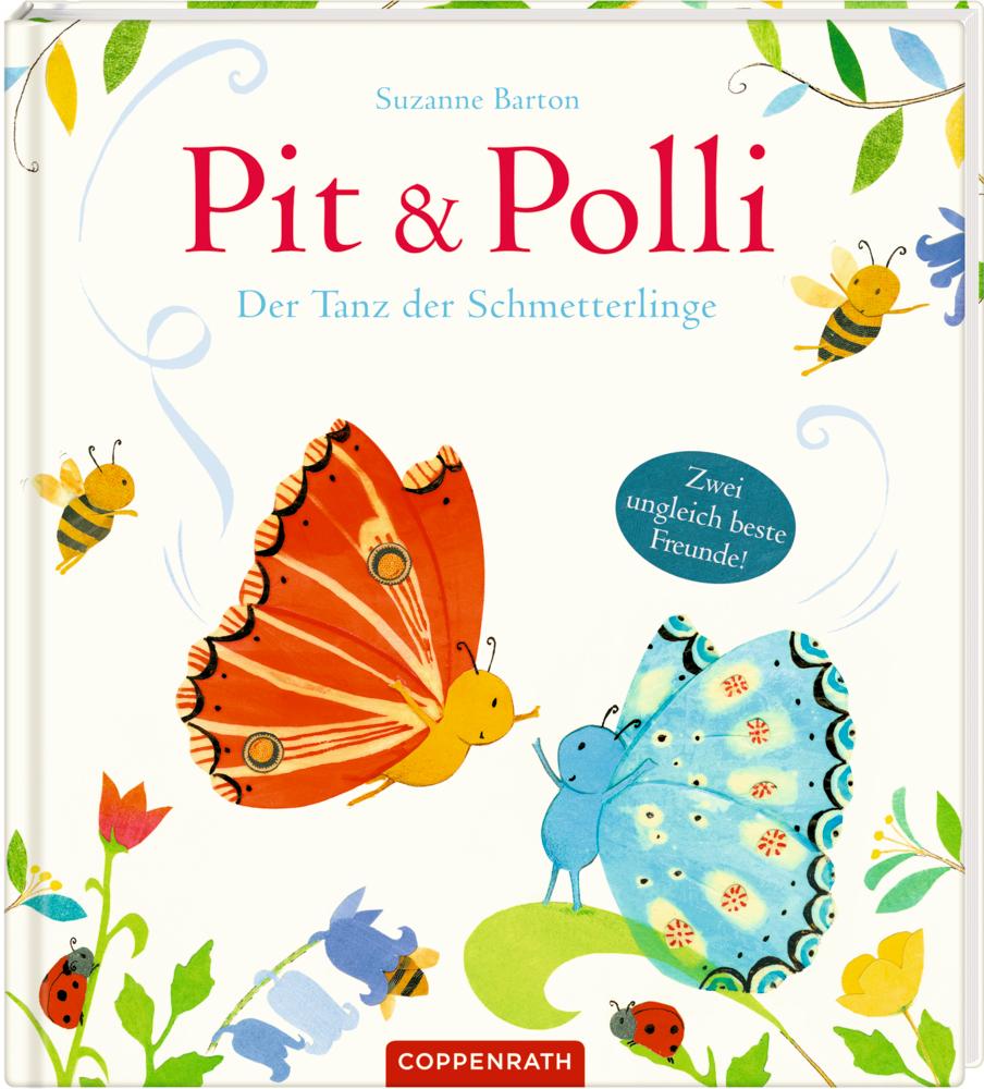 Pit & Polli: Der Tanz der Schmertterlinge