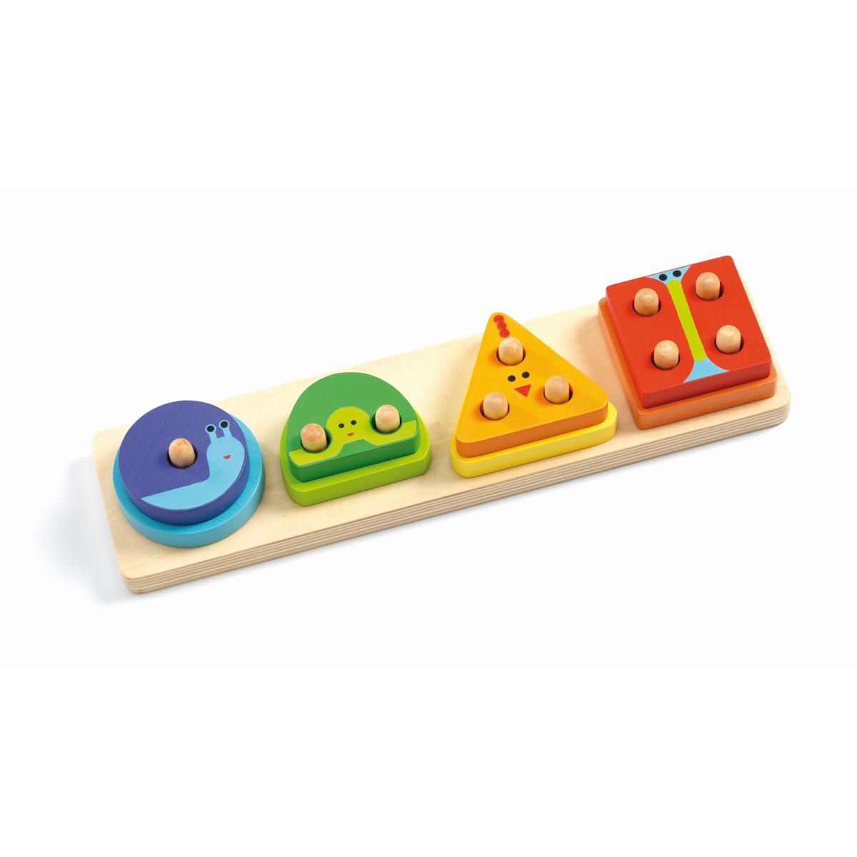 Lernspielzeug: 1234Basic