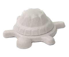Pappmaché Schildkröte- Multipack (12 Stück)